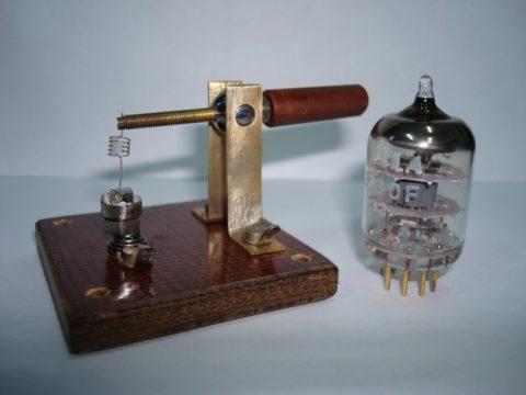 кристальный детектор самодельный