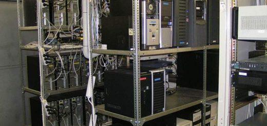 Серверная стойка